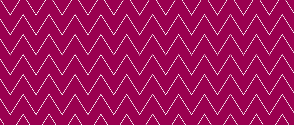 Rose Grenadine Chevron